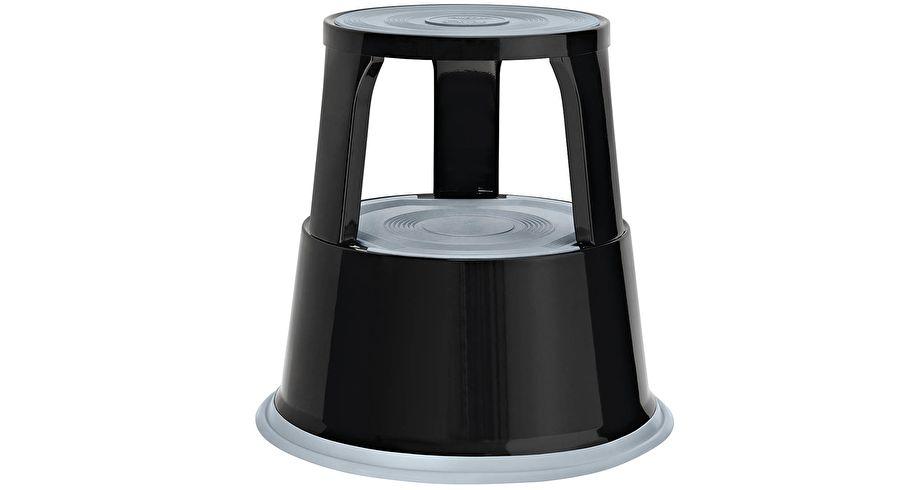 Wedo Plastic Kickstool Black